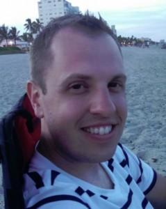 Me at Beach